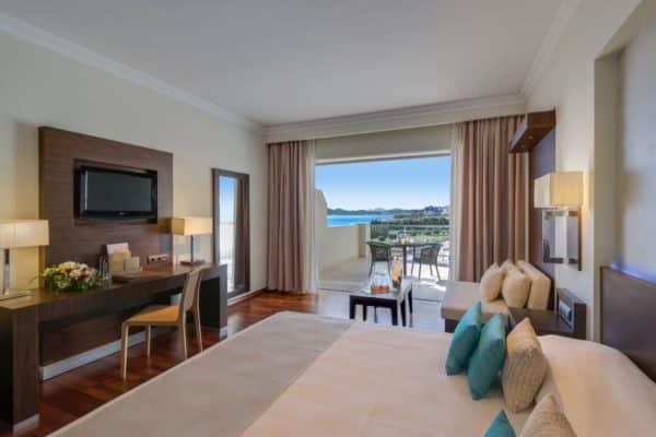 Elite Club Guestroom Sea View