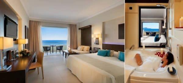 Superior Deluxe Guestroom Sea View