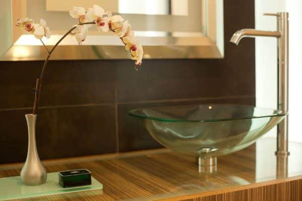 Полулюкс Элитного клуба с видом на море - Гостевая ванная комната