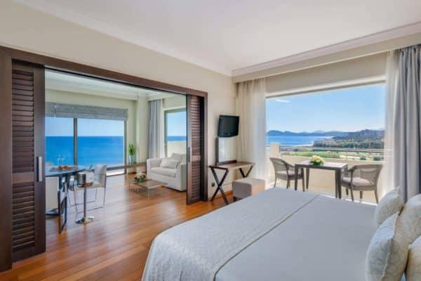 Elite Club Luxury Suite Sea View