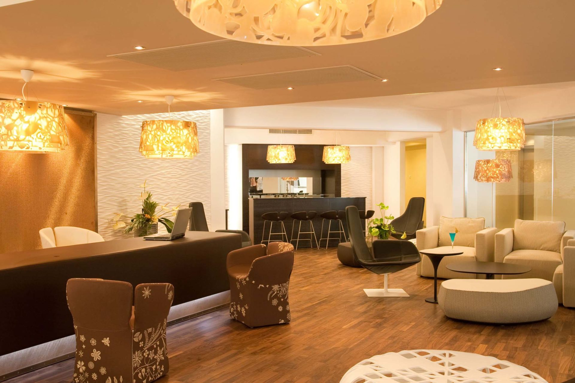 Elite Club Rezeption Lounge