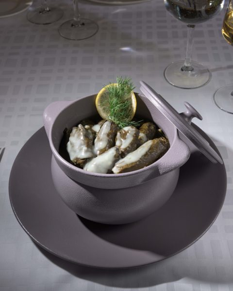 Блюдо ресторана Fresh Mediterranean