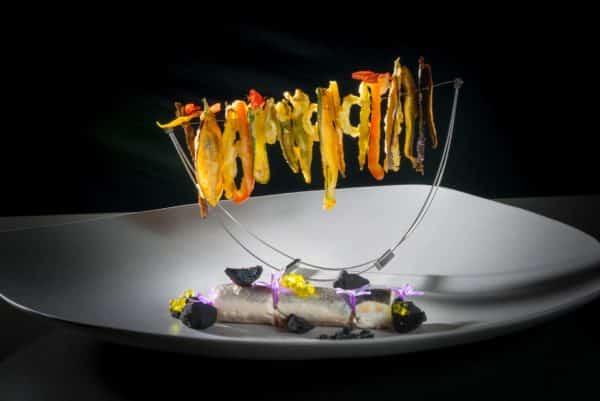 Блюдо ресторана Noble Gourmet