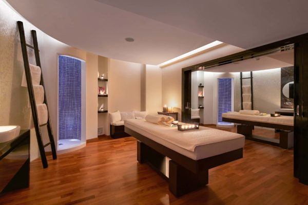 Serenity Spa Double Massage Room