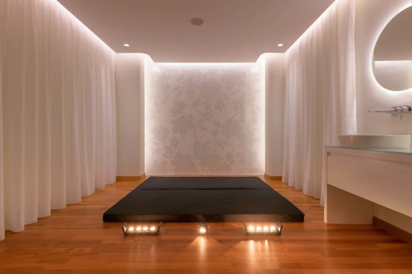Комната тайского массажа в спа-салоне Serenity
