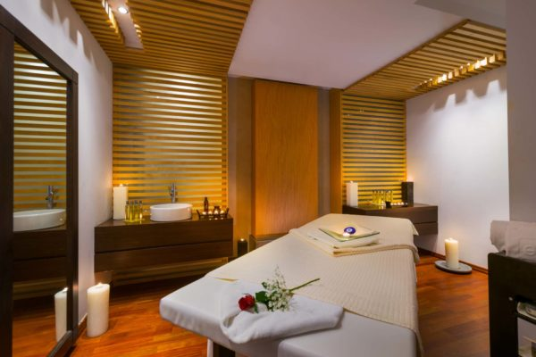 Serenity Spa Treatment Room